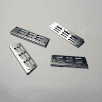 1*Door Pedal Side Set Pedal Plate for TAMIYA 1/14 Trailer Tractor Volvo FH12 YUP