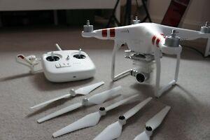 DJI Phantom 3 Standard Drone- Very good condition.
