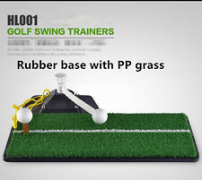 Golf Swing Trainer Practice Mat 3 in 1 Superior Value!#@!+