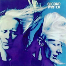 Columbia | Johnny winter-second hiver 180g 2lps (33/45rpm) NEUF