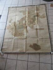 PLAN MANUSCRIT D'ARCHITECTURE SARTHE ECOMMOY SAINT BIEZ EN BELIN 1808 BEZONNAIS