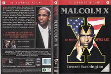 Malcolm X (1992) DVD - EX NOLEGGIO