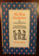 Alexandre Dumas The Three Musketeers 1950 Illustrated Adventure French Lit