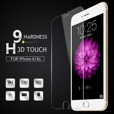 REAL CLEAR TEMPERED GLASS LCD SCREEN PROTECTOR FOR APPLE IPHONE 5S 5C 5SE big