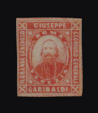 ***REPLICA*** of Italy 1848 - Garibaldi essay bogus - listed by Melville