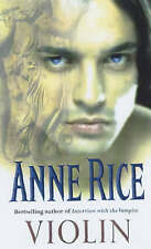 Violin by Anne Rice, Book, New (Paperback)