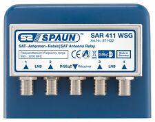 Spaun SAR 411 WSG DiSEqC Schalter 4/1 mit Wetterschutz