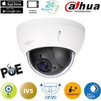 DAHUA PTZ 2MP 1080P 4X ZOOM POE MINI SPEED DOME SECURITY IP CAMERA SD22204UE-GN