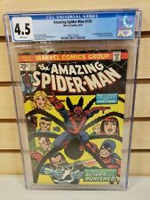 The Amazing Spider-Man #135 1974 MARVEL 2nd Appearance Punisher CGC 4.5