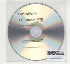 (HD700) Pete Williams, La Cienega Song - 2015 DJ CD