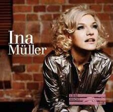 """INA MÜLLER """"LIEBE MACHT TAUB"""" CD NEUWARE"""