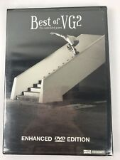 """Best of Vg2 "" Inline Skate Dvd Brand New Rare Retro Rollerblade Free Post"