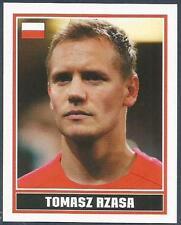 MERLIN-ENGLAND 2006 WORLD CUP- #136-POLAND-TOMASZ RZASA