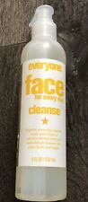 Everyone Face For Every Day Cleanse Cleanser Natural Plant Extracts 8 oz. New