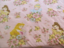 Disney Princesses Fleece & Cotton Baby/Toddler/Youngster Quilt