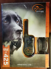 SportDOG FieldTrainer 425 - 500 Yard e-Collar with Remote Dog Training System