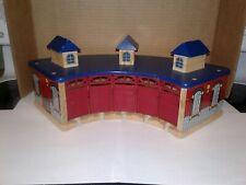 Thomas & Friends Wooden Tidmouth Shed Round House Imaginarium locomotive 5 slot