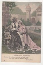 Humperdinck Dornroeschen Opera Vintage U/B Postcard Music Germany Us070