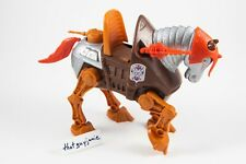 MOTU Vintage Stridor Strider War Horse He-Man Orange Brown Silver Complete