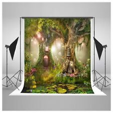 Photo Background 5X7FT Fairy Tale Photography Backdrop Studio Props For Chi V2J6