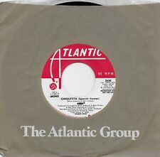 ABBA  Chiquitita (Spanish version)  rare promo 45 from 1979