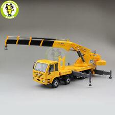 1/35 XCMG Articulated Truck Crane Construction Machinery Diecast Model Car Truck