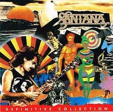 (CD) Santana - Definitive Collection - Samba Pa Ti, Jin-Go-Lo-Ba, Oye Como Va
