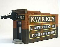 Downtown Deco O On3 On30 Scale Building Kit Hydrocal Craftsman Kwik Key
