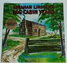 Diane & Mose Henry–Abraham Lincoln's Log Cabin Years (Vinyl Collectors Edition)