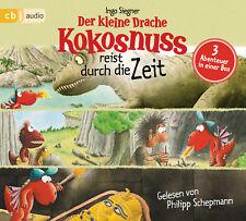 DER KLEINE DRACHE KOKOSNUSS - Der kleine Drache Kokosnuss reist durch die Zeit