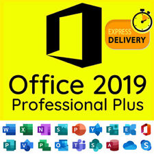 ✅MS®Office PRO 2019 Professional✔Plus✔32/64✔ECHTE LIZENZ✔️AKTIVIERUNG 1RETAIL✔️
