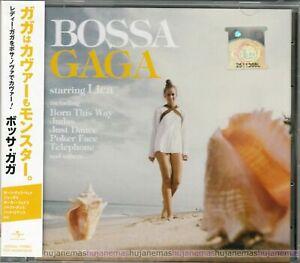 BOSSA GAGA (LADY GAGA CROSSOVER SONG) 2011 MALAYSIA / JAPAN CD + OBI NEW