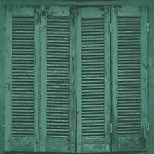 Rasch Textil Greenhouse Papel Pintado 138885 Escaparates Verde Oscuro Fieltro