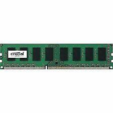 Crucial 4GB (1 x 4GB) PC3-12800 (DDR3L-1600) Memory (CT51264BD160B)
