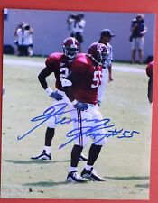 New listing KENNY KING SIGNED ALABAMA FOOTBALL 8X10 PHOTO - MAKE AN OFFER!