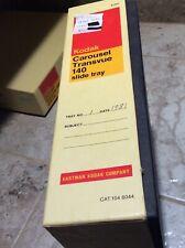 Vintage Kodak Carousel Transvue 140 Slide Tray