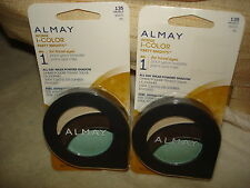 ALMAY INTENSE i-COLOR EYE SHADOW TRIO: #135 PARTY BRIGHTS FOR HAZEL EYES: 2 LOT