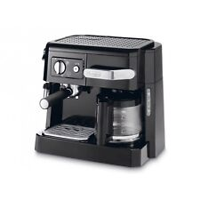 Delonghi BCO 410.1 Schwarz Filter-Kaffeemaschine Kombi-Kaffee-/Espressomaschine