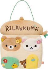 "San-x Rilakkuma ""Delivering Gloves"" Wall pocket CU11401"