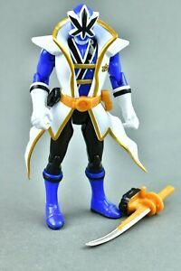 "Power Rangers Super Samurai Blue Ranger Water Complete 4"""