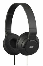 JVC HA-S180 Headband Headphones - Black