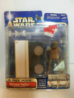 Star Wars A New Hope Momaw Nadon with Cantina Bar Section SEALED ON CARD 2