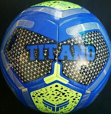 English Premier League 2019-20 titano Strika Cool green blue size 5 soccer ball