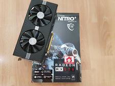 SAPPHIRE Nitro AMD Radeon RX 570 4GB GDDR5 Graphics Card