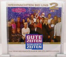 Gute Zeiten Schlechte Zeiten + CD + Weihnachten bei uns Vol.2 + Weihnachtsalbum