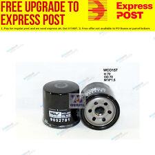 Wesfil Oil Filter WCO157 fits Holden Barina Spark 1.2 i (MJ)
