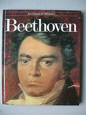 Les Géants de l'histoire : Beethoven - éditions Princesse.>