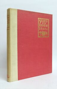 Secrets of the CHINESE Drama by Celia ZUNG Kelly & Walsh SHANGHAI 1st ed 1937 Gd