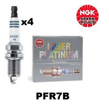 NGK PLATINUM SPARK PLUGS FOR SUBARU IMPREZA WRX / STI 2.0 TURBO 1992-2006 PFR7B
