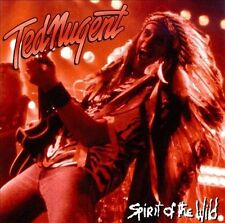 Spirit of the Wild by Ted Nugent (CD, Jun-1994, Atlantic )  BRAND NEW